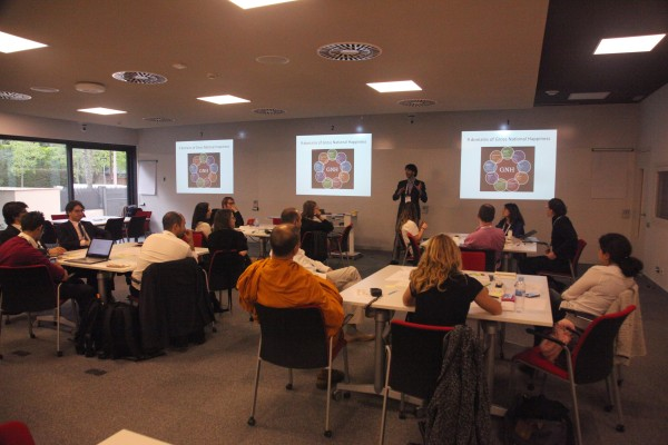 Workshop: Business & Happiness